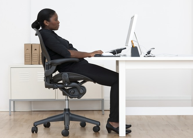 Take breaks: There's danger in sitting too much